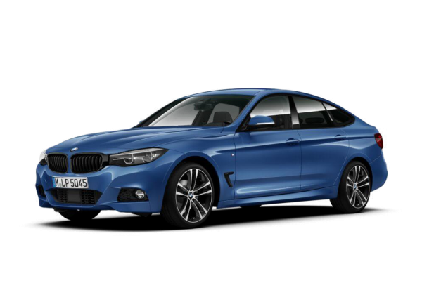 Blå 3-serie Gran Turismo