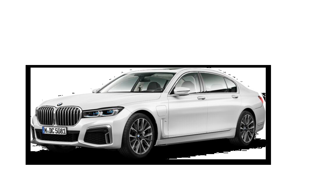 BMW-745e-laddhybrid