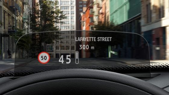 mini-head-up-display