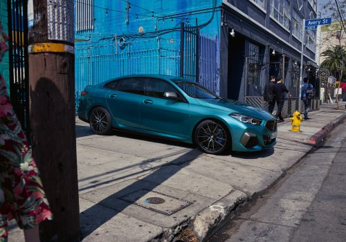 BMW2seriesGranCoupe(F44)TestfromnewDAM-9